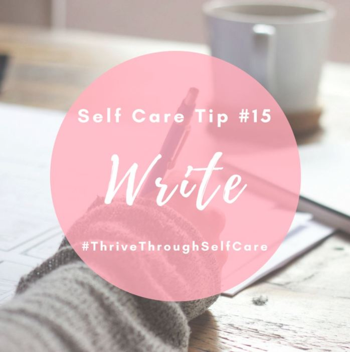 Self Care Tip