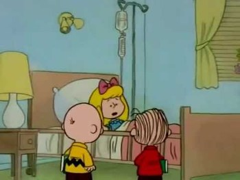 why charlie brown why